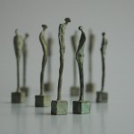 Bronzefigürchen