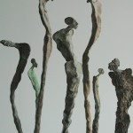 Diverse Bronzefiguren