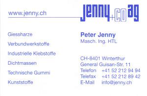 jenny + co ag