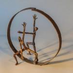 Ballett im Kreis